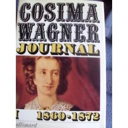 WAGNER COSIMA  JOURNAL T 1