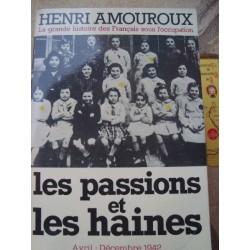 Les passions et les haines