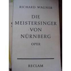 RICHARD WAGNER Les Maaitres...