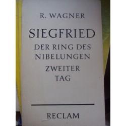 RICHARD WAGNER Siegfried