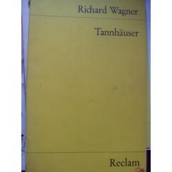 RICHARD WAGNER Tannhauser