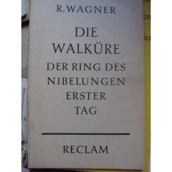 RICHARD WAGNER La Walkirie