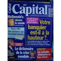 CAPITAL votre banquier...