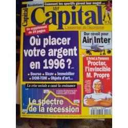 CAPITAL son argent en 1996